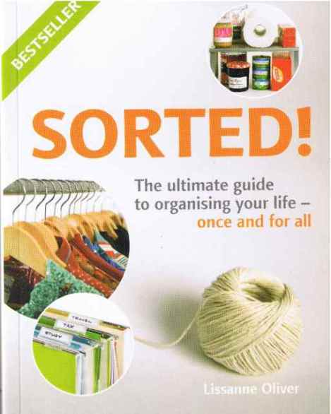 Lissanne Oliver helps you figure out how to organize your hoard.