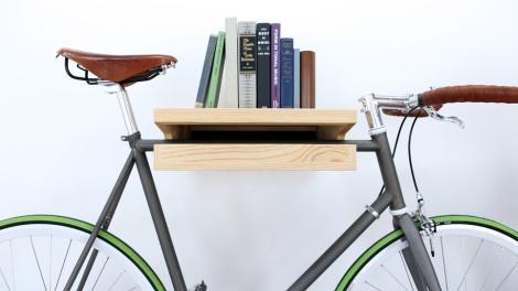 beautiful bike storage