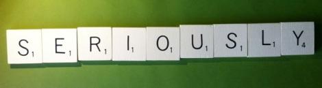 Scrabble freakin finished
