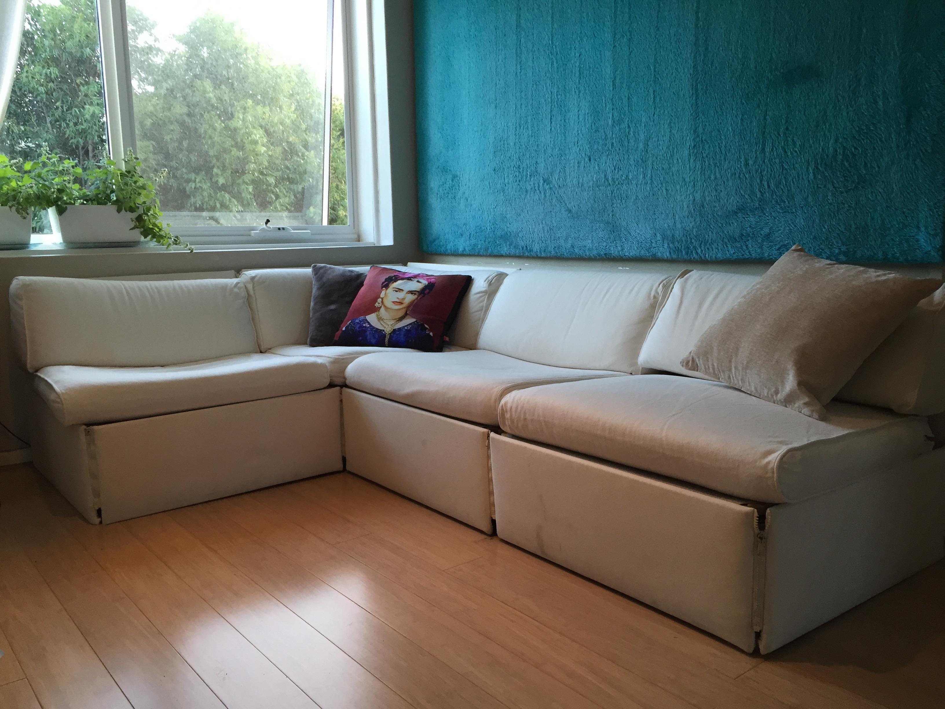 IKEA modular sofa still strong after 238 years